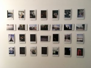 a polaroid collection