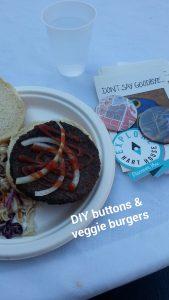 burger at hart house