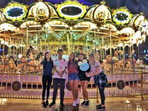 Carousel at Lotte World