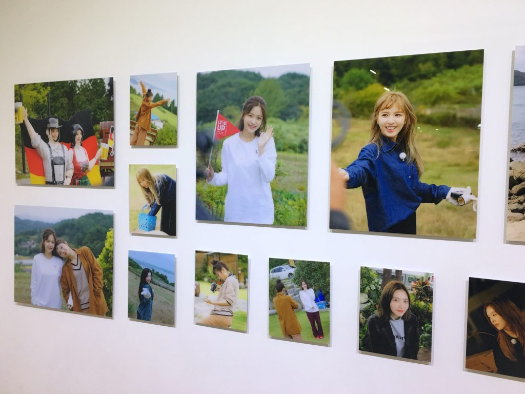Red Velvet photo exhibition