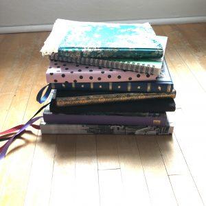 My old journals.