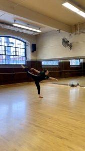 Dancing at Hart House.