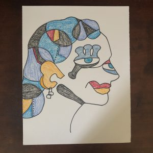 Picasso art.