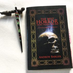 Horror story collection front cover.