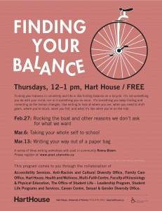 Finding Your Balance:PiC