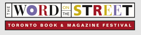 Word on the Street Festival Logo