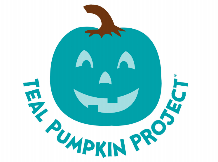 Teal Pumpkin Project Logo