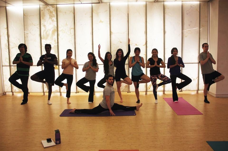 Feature: UC Yoga Club & Upcoming MoveU Events - Life @ U of T