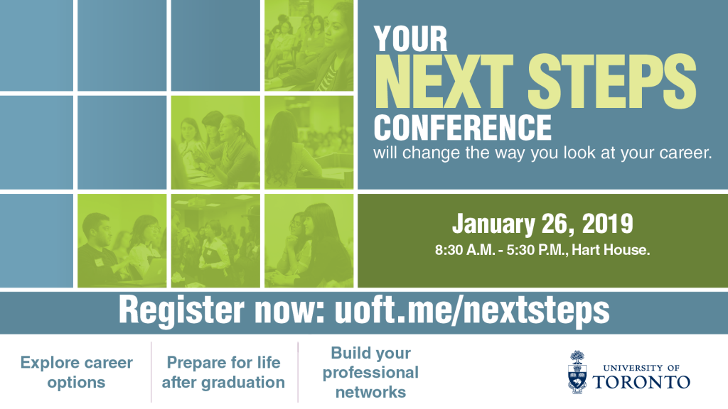 Image of Next Steps Conference banner