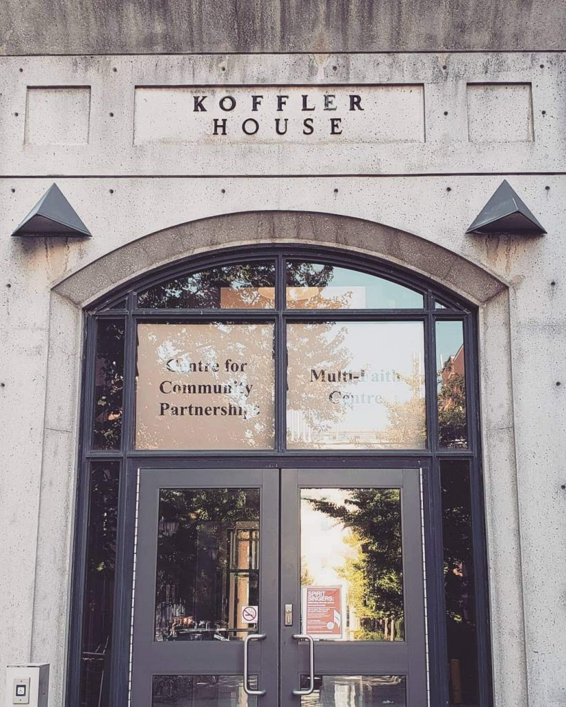 A picture of Koffler House at UofT